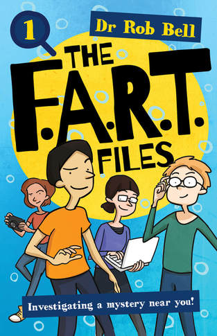 The F.A.R.T. Files - Book 1